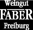 Onlineshop Weingut FABER Freiburg-Logo